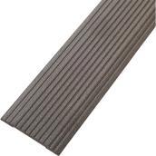 Self-Adhesive Aluminum Seam Cover - 36'' - Mocha