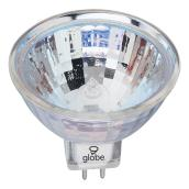 Globe Halogen Bulb - MR16 - GU5.3 - 50 W - Clear - Pack of 3