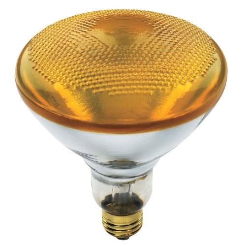 Réflecteur BR38, jaune
