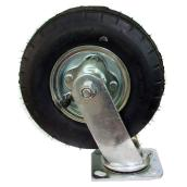 Roulette pneumatique pivotante