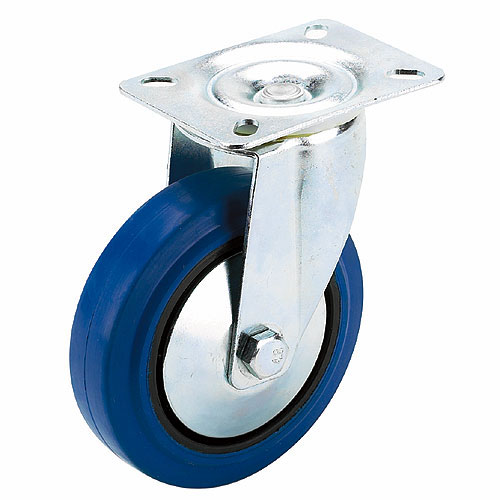 """Dyna-Tred"" No-Lock Swivel Caster"