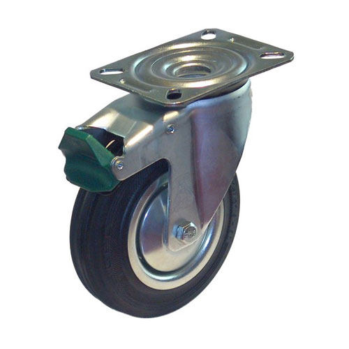 Swivel Lock Caster - 4""