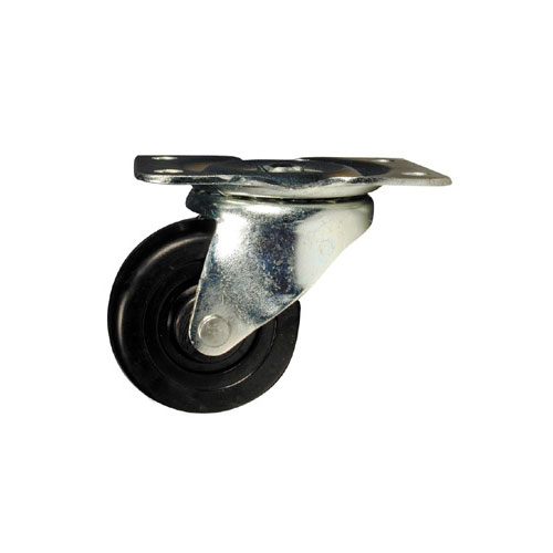 Roulette pivotante sans frein