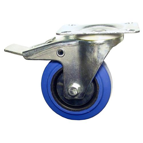 Caster Swivel - Metal - 4''- 300 lb
