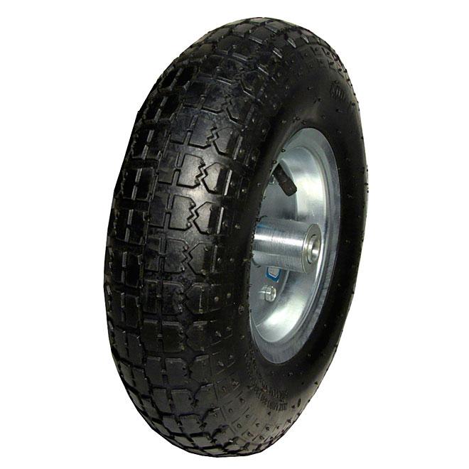 "Pneumatic Wheel - 265 lbs Capacity - 10"""