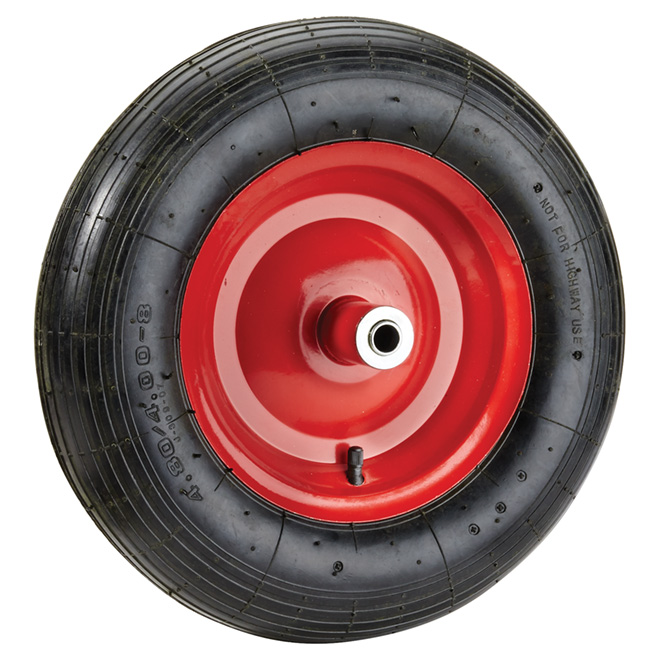 "Pneumatic Wheel - 309 lbs Capacity - 16"""