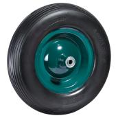 Flat-Free Wheel - 308 lbs Capacity - 16