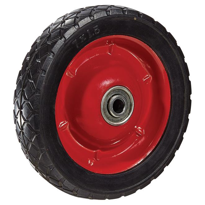 """Lawn Garden Wheel - 143 lbs Capacity - 7"""""""