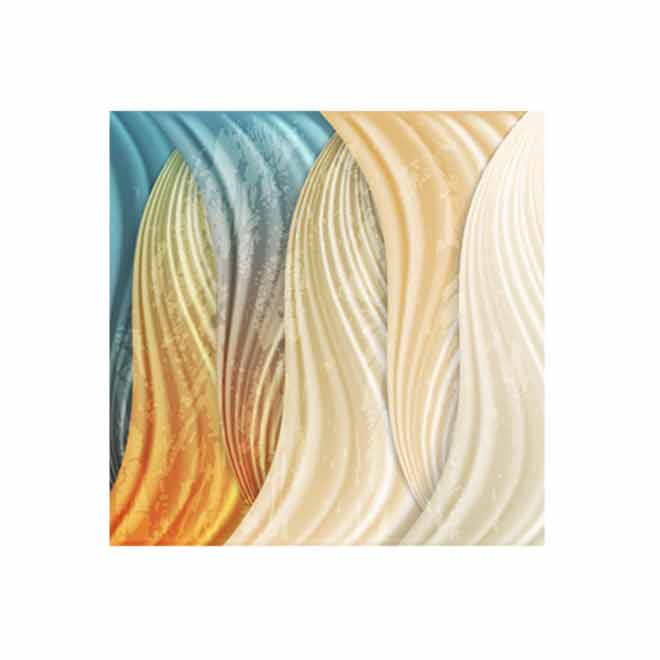 Canevas décoratif, abstrait