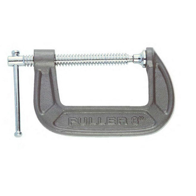 "Iron Clamp Gluing - 1"" X 1"""