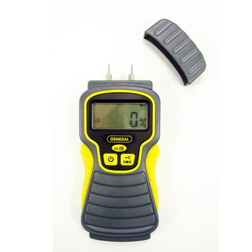 General Digital Moisture Detector - Plastic