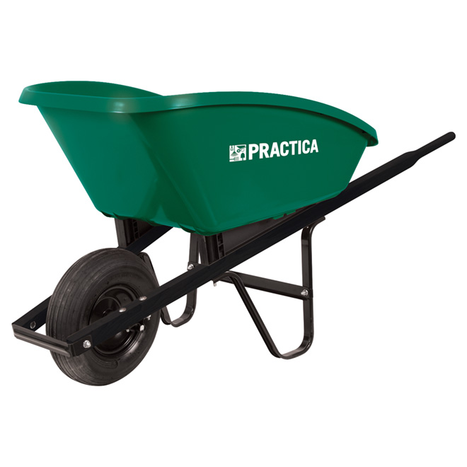 Wheelbarrow for Residential Use - 5 cu.ft