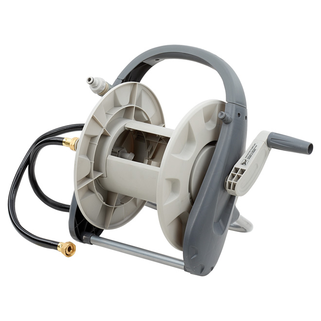 Deck Hose Reel - Poly - 75' Hose Capacity
