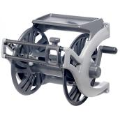 """NeverLeak"" Wall-Mount Hose Reel - 225' x 5/8"" - Poly - Grey"