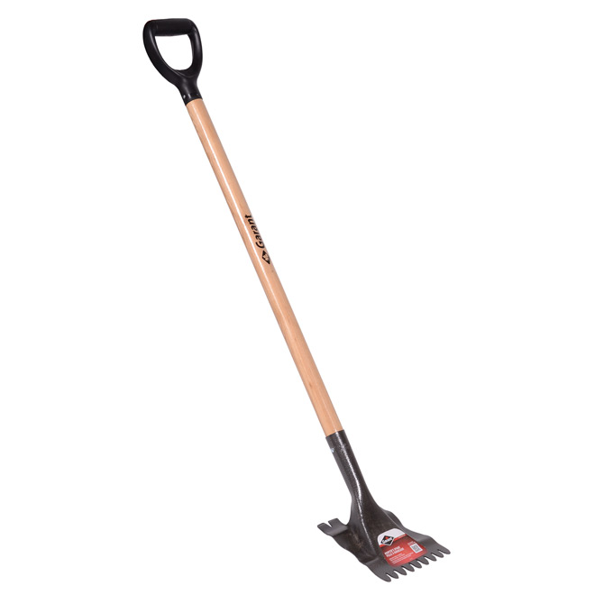 "Wood and Steel Roofer Spade - 47"" - Grey"
