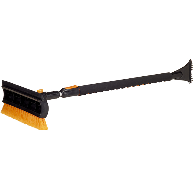 Garant Telescopic Snow Brush - Aluminum - Up to 54-in