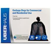 "Garbage bags - Extra large - Box of 40 - 30""x39"""