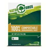 Bag - Box of 10 Compostable Bags