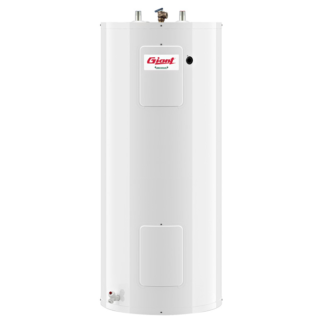 Electric Water Heater 40 Gal - 3000 W - White