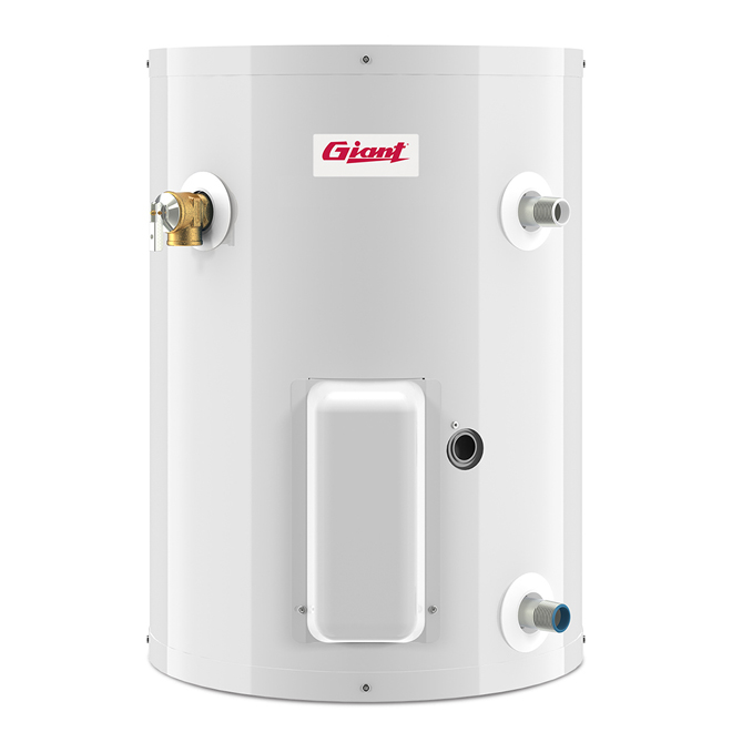 Giant Electric Water Heater - Compact 10-Gallon - 240 V