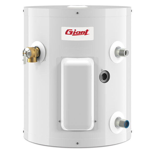 Giant Electric Water Heater - Compact 5-Gallon - 240 V