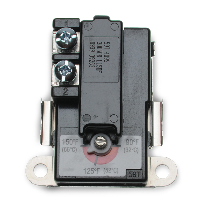 Lower Water Heater Thermostat