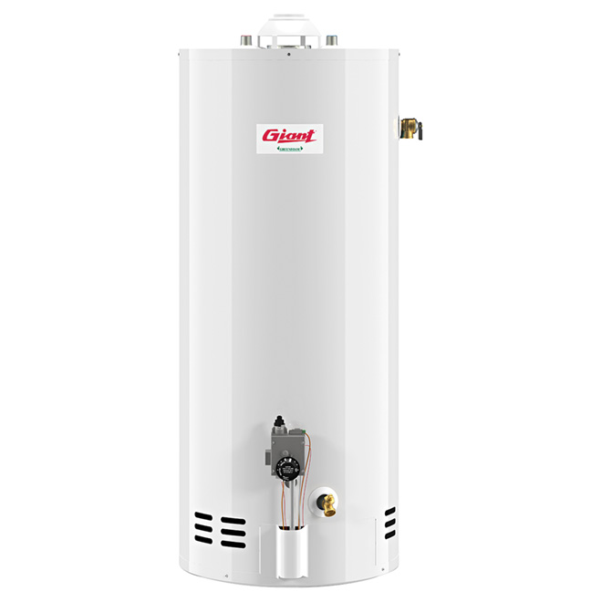 Natural Gas Water Heater - 40 Gallons