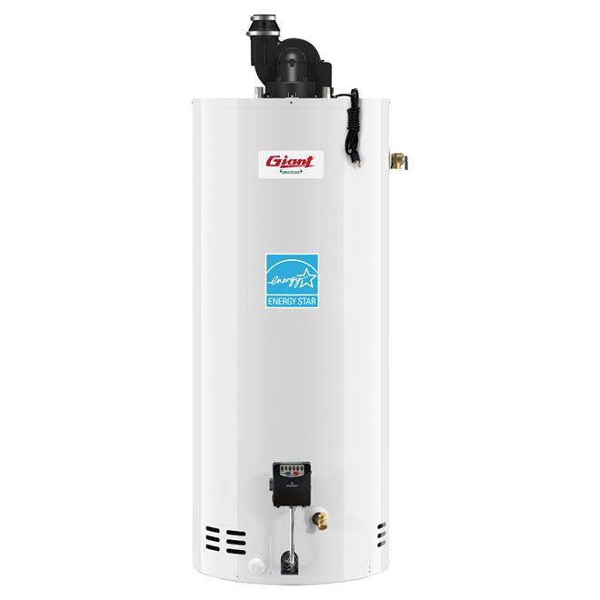 Chauffe-eau au gaz naturel, 40 gallons