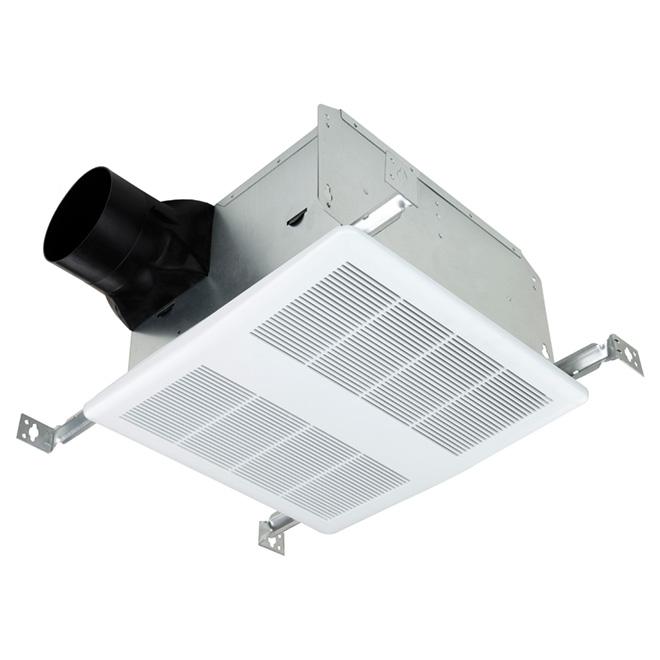 Ventilateur de salle de bain, 90 PCM
