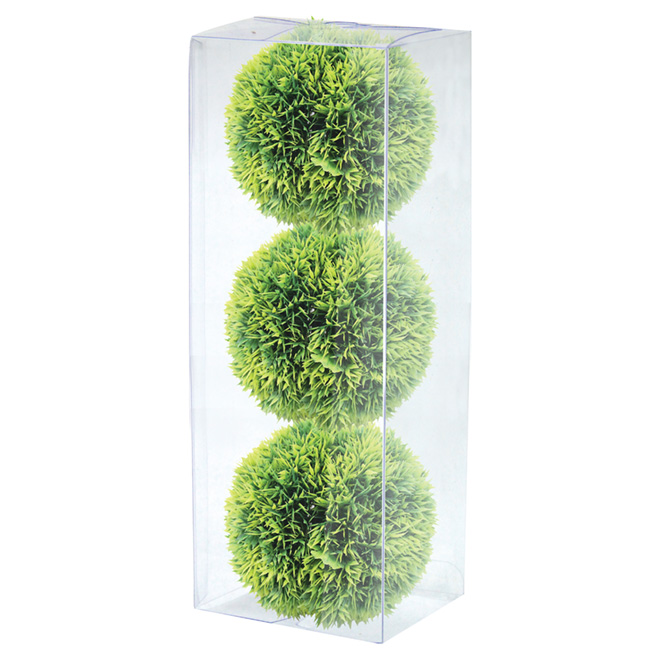 Artificial Grass Balls Allen + Roth - 3 Pieces
