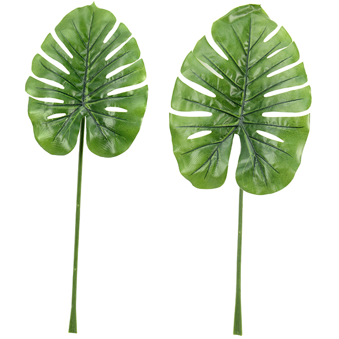Allen Roth Artificial Leaves 8 6 In X 30 In 2 Pack Rona