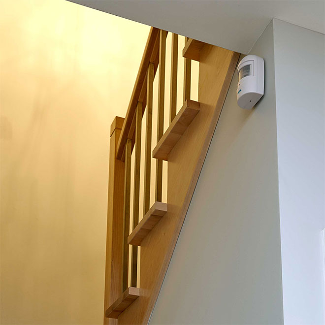 Ideal Security Wireless Safety Alarm - 400'