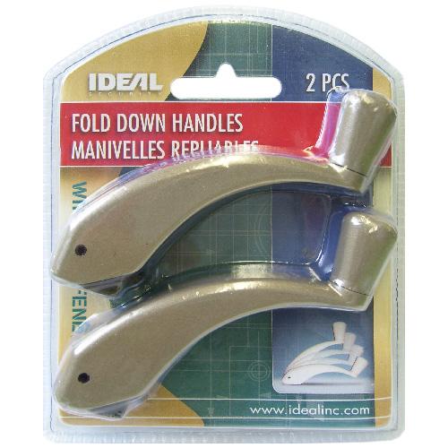Fold Down Handles