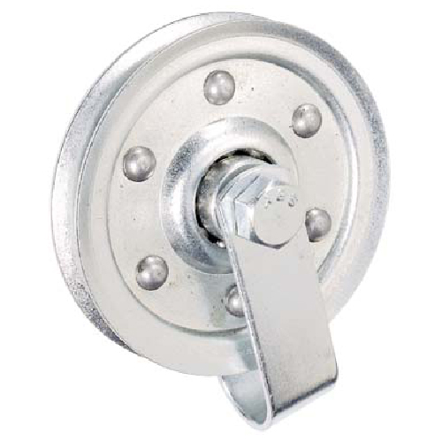 """Ideal"" Pulley"