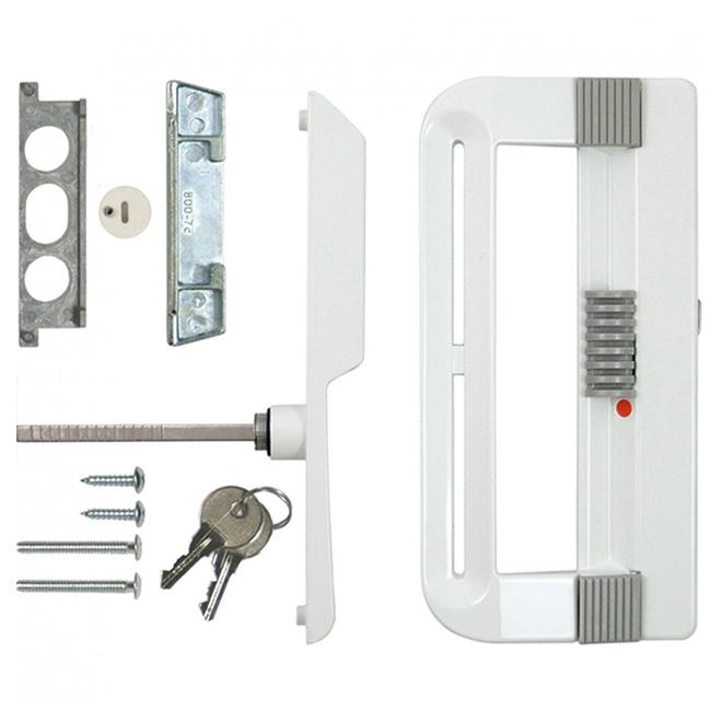 sc 1 st  RONA & IDEAL SECURITY Handle - Patio Door Handle SK800KBL | RONA