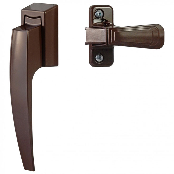 Tirant de porte, brun