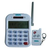 Wireless Alarm Center and Telephone Dialer