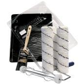 Ensemble d'accessoires de peinture, Simms, 7 mcx, noir