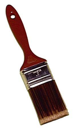 Flat Paint Brush