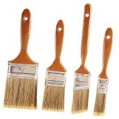 4-Piece Paintbrush Set