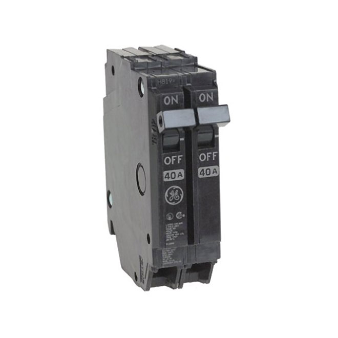 Disjoncteur bipolaire 40 A, 120/240 V