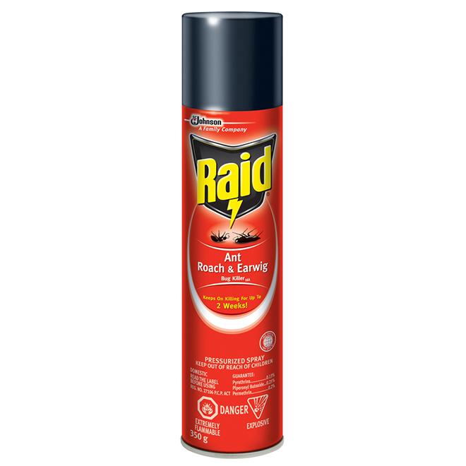 Insecticide fourmis et coquerelles, 350 g