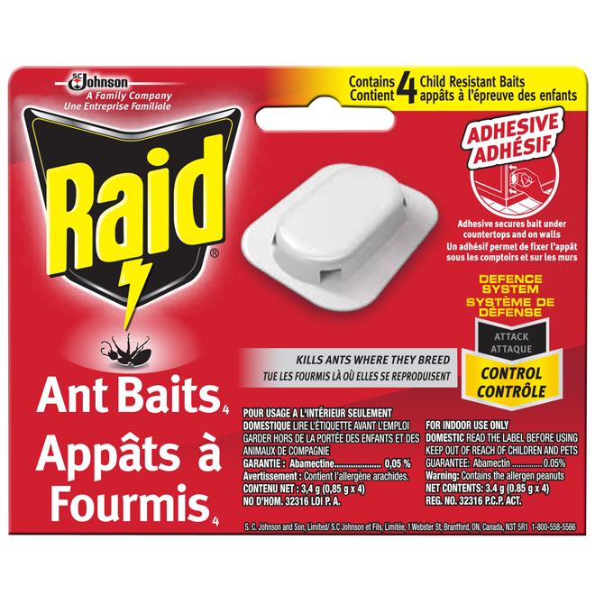 Raid Ant Trap