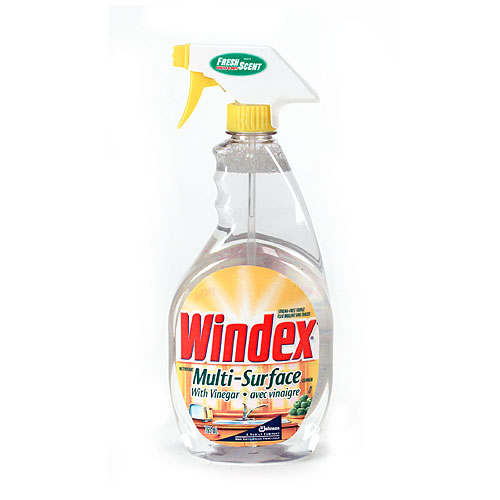 Multi-Surface Cleaner with Vinegar - 765 ml