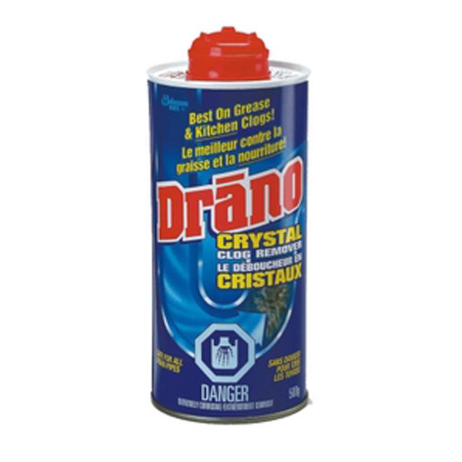 Drano Drain Cleaner 500 G