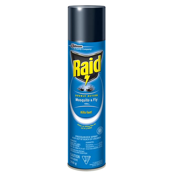 Insecticide mouche et moustique