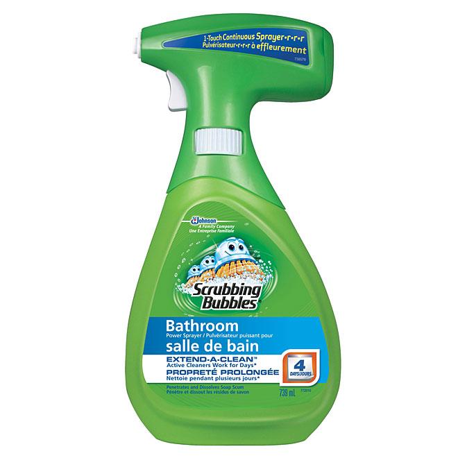 Bathroom Cleaner Extend-A-Clean Spray 739 mL