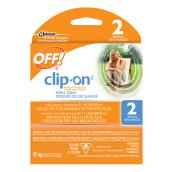 "Refills for ""Clip On"" Mosquito Repellent"