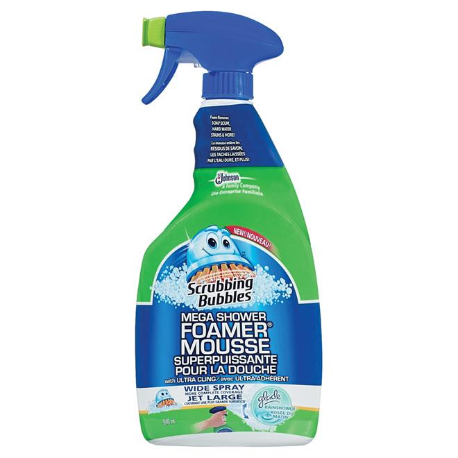 Bathroom Cleaning Foam - Spray Bottle - 950 mL
