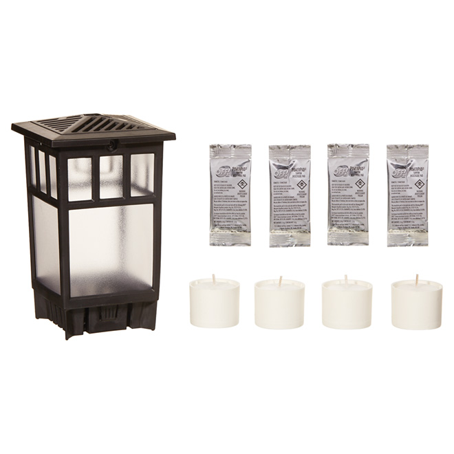 PowerPad(R) Mosquito Repellant Lamp and Refills
